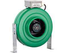 Active Air 4 inch In-Line Fan 165 CFM Blower Inline Ventilation Hydrofarm 4""