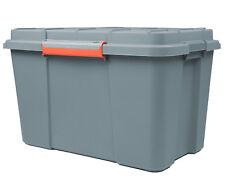 Ondis24 Aufbewahrungsbox Multifunktionsbox Scuba Eco XL Outdoor grau