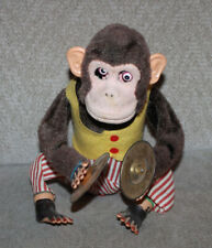 Vintage C.K Made In Japan Chimp Cymbal Playing Monkey Mechanical (non Working)