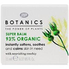Boots Botanics Organic Super Balm 93% Organic 11ml NEW