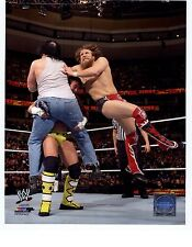 DANIEL BRYAN UNSIGNED 8x10 PHOTO FILE WWE WWF PHOTOFILE WWE CHAMPION 8