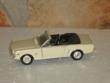 1:24 1964 Ford Mustang Diecast Car Model # 68012