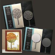 Metal die set BUNDLE Alessandria Tree Outline & Background Memory Box Dies