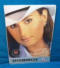 Winchester Terri Clark Advertising Poster, New/Old Stock