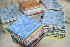 patchwork & quilting fabric F/Q all different 100% cotton huge range SALE