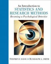 Introduction to Statistics and Research Methods : An Becoming a Psychological...
