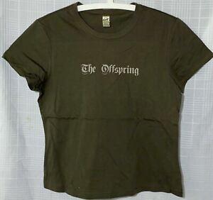 THE OFFSPRING - Women's Combed Cotton T-Shirt ~NEVER WORN~ XL