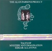 Alan Parsons Project Tales of mystery and imagination Edgar Allen Poe (19.. [CD]