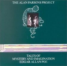 Alan Parsons Project Valle of Mystery and Imagination Edgar Allen Poe (1976)