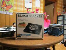 Black+Decker buffet Range SB1001B