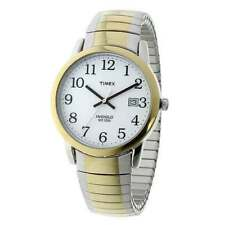 e5b08be9f7c Timex Men s Easy Reader Date Expansion Band Watch T2H311