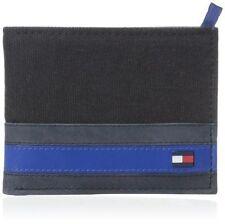 Genuine Tommy Hilfiger Men's Exeter Passcase Billfold Wallet