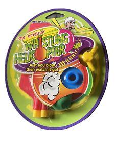 Pockos Whistling Helicopter Great Stocking Filler Gift