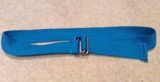 Woven Blue Belt, unisex
