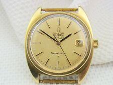 schöne Armbanduhr Omega Constelation Goldhaube cal.564