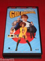 Austin Powers in Goldmember (2002) VHS Eagle ex noleggio Mike MEYERS cult VHS