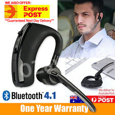 Hands-Free Bluetooth Headset for Mobile Smart Phone Apple Android iPhone X 8 7