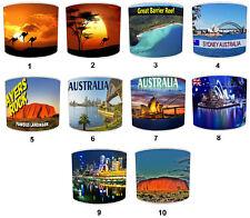 Famoso Places IN Australia Pantallas de Lámpara para Combinar Cojines Y Fundas