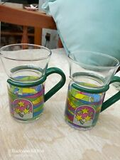 More details for xmas mugs with handles glass