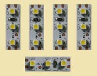 S354 - 5 Stück MINI LED Hausbeleuchtung 2,5cm WARMWEIß Modell Beleuchtung Häuser