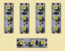 S354 - 5 Pièce MINI LED éclairage domestique 2,5cm BLANC CHAUD Modèle Maisons