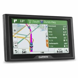 Garmin Drive 60LMT Automotive GPS with Traffic and Lifetime US Maps 010-01533-0B