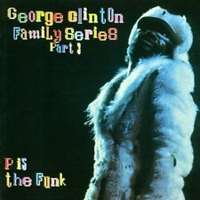 George Clinton Family series pt. 3-P is the punk (various: Funkadelic, Pa.. [CD]