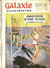 Revue Galaxie 1ère Série 26 - Smith, Sheckley, Pohl... - janvier 1956
