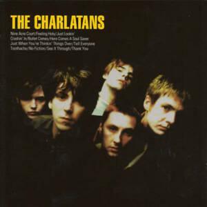 The Charlatans - The Charlatans (CD)