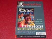 [Bibliot. H. & P J. Oswald ] Revista Anomalías #1 Alternativa - P.Lagrange 1996