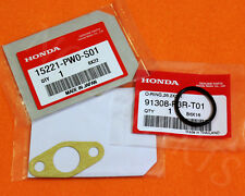 GENUINE OEM HONDA ACURA OIL PUMP STRAINER PICK UP GASKET & O-RING SET B16A B18C