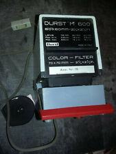Tête Agrandisseur Durst M600 fonction OK -  Colour Head - REPRO VISION - 6 x 6
