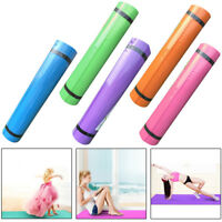 4MM EVA Thick Durable Yoga Mat Health Lose Weight Non-slip Exercise Fitness Pad