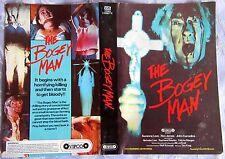 THE BOGEY MAN, VHS, PAL, DPP72, VIDEO NASTY, PRE CERT