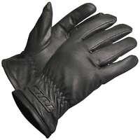 Tuzo Summer Custom Cruiser Motorcycle Motorbike Soft Leather Lined Glove  - T