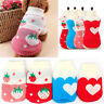 Winter Dog Clothes Warm Sweater Small Dogs Pet Clothing Coat Knitting Crochet G