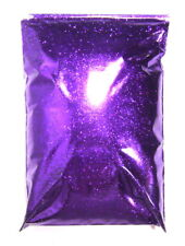 "15oz / 444ml Bright Purple .015"" Metal Flake Paint Additive Custom Metalflake"