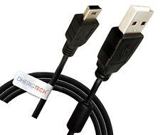 6000 5000 600 500 TomTom GO 400 SAT NAV Reemplazo USB de plomo