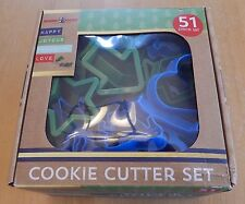 Nordic Ware Assorted Cookie Cutters Set of 51