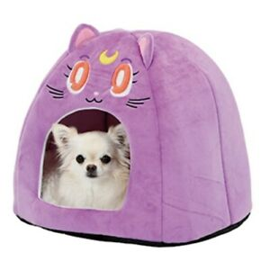 Pet Supplies Dome Bed Sailor Moon Charater Petite Luna Petio From Japan