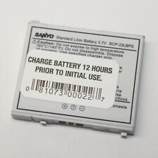 Sanyo Scp-23Lbps Li-Ion Battery Pack 3.7 Volts 820 mAh for 6600 Katana Cellphone