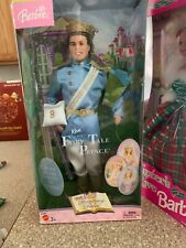 2003 Ken as the Fairy Tale Prince from the Fairy Tale Collection by Mattel