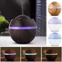 Essential Oil Aroma Diffuser LED Ultrasonic Humidifier Aromatherapy Air Purifier