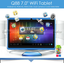 """2015 New 7"""" Android4.2 Tablet PC Dual Camera Dual 2 Core 32GB WiFi  Touch Pad"""
