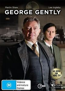 George Gently : Series 1 (DVD, Martin Shaw) Brand New and Sealed Region 4 🔥🔥