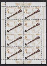 Armenia 2014 Europa Musical Instruments M/S set Sc# 992-93 NH