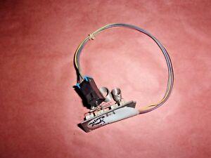 93-02 Camaro Z28 Firebird Ta AC Gebläse Motor High Speed Fan Resistor Gebraucht