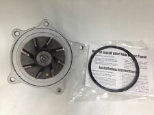 *NEW* Chrysler Dodge Water Pump w/ O-Ring & Instructions 4781157AC FREE SHIPPING