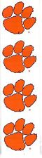 Clemson University Scrapbooking - 8 Stickers