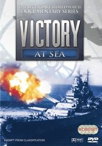 Victory At Sea ( DVD , 4 Disc Set ) Brand New! Region 4